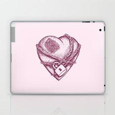 My Locked Heart Laptop & iPad Skin
