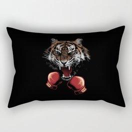 King Boxer Rectangular Pillow