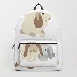 Cute Bunnies Backpack