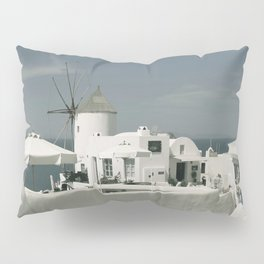 Santorini, Greece 8 Pillow Sham
