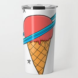 ice-cream star Travel Mug