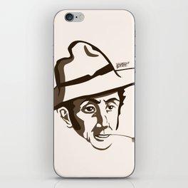 Bolívar Campesino - Trinchera Creativa iPhone Skin