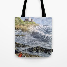 Mumbles Point Tote Bag