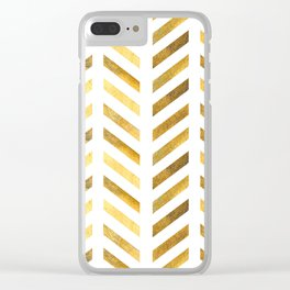 oro2 Clear iPhone Case
