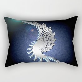 High and up Rectangular Pillow