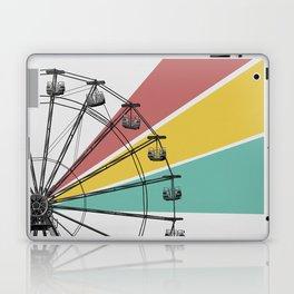 Reckless Abandon: Ferris Wheel Laptop & iPad Skin