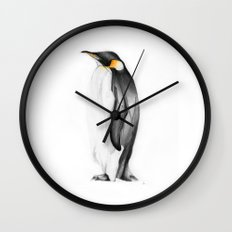 The Emperor Wall Clock
