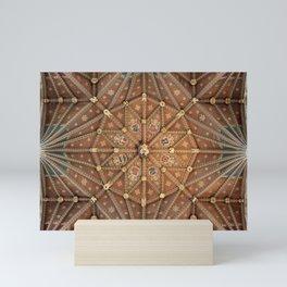 Sacred geometry Mini Art Print