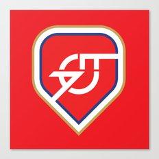 AFC Type Logo Canvas Print