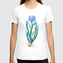Light Blue Iris T-shirt