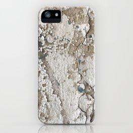 White Decay III iPhone Case