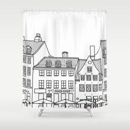 Nyhavn Shower Curtain