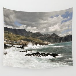 MYSTIC FEELING - SICILY Wall Tapestry