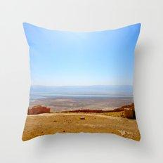Masada II Throw Pillow