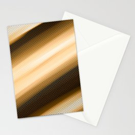 Gold scales Stationery Cards