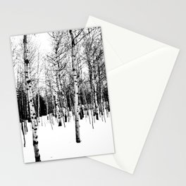 WhiteTrees Stationery Cards