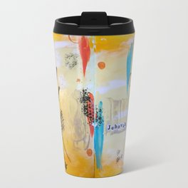Jehova Shalom Travel Mug