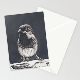 'Sedentary Winter's Morning' Stationery Cards