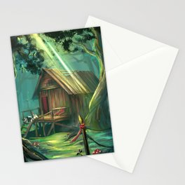 Marisa's House Stationery Cards