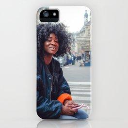 Parisian Mugshots - LazyKat Crew (Gueules de Parisiens) iPhone Case