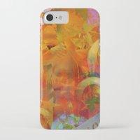 weird iPhone & iPod Cases featuring Weird by Joe Ganech