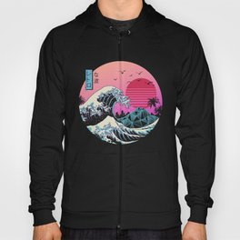 The Great Retro Wave Hoody