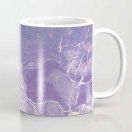 Ultraviolet Marble Coffee Mug