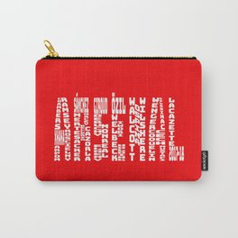 Arsenal 2017-2018 Carry-All Pouch