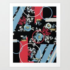 Rea Art Print
