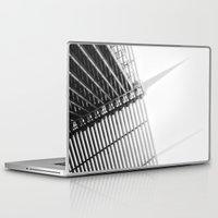 milwaukee Laptop & iPad Skins featuring Milwaukee Art Museum by Alaina Abplanalp