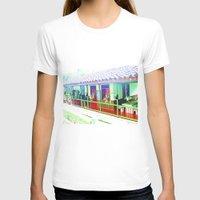colombia T-shirts featuring Colombia Coffee Park. by Alejandra Triana Muñoz (Alejandra Sweet