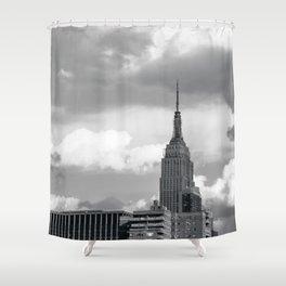 dimunitive empire... Shower Curtain