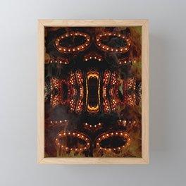 Light Eater Framed Mini Art Print