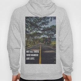 Good travel quote Hoody