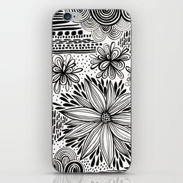 Cacophony of Doodles iPhone Skin