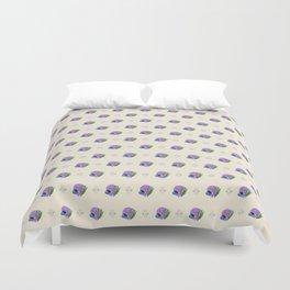 Purple Shell  Duvet Cover