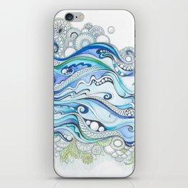 Ocean Seaweed iPhone Skin