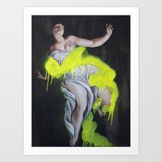Syrinx Art Print