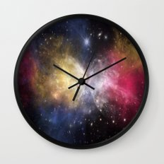 I Heart Carousels Wall Clock