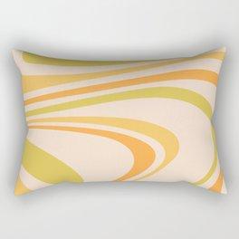 Another Funky Way Rectangular Pillow