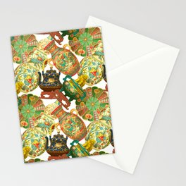 China Cabinet Toss Stationery Cards