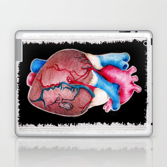 1 HEART 4 2 Laptop & iPad Skin