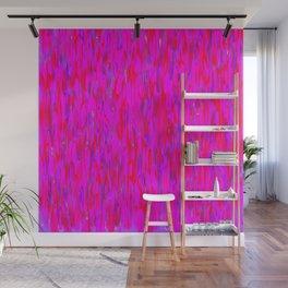 red purple verticals Wall Mural