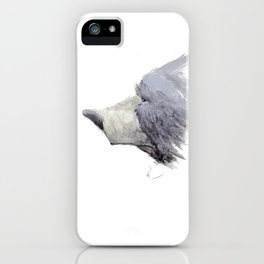 Look the other way iPhone Case