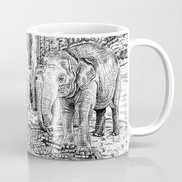 Rescued Coffee Mug