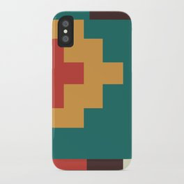 UFOlk 2 iPhone Case