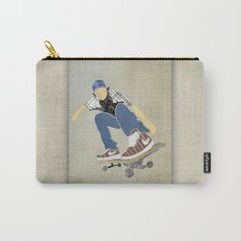 Skateboard 1 Carry-All Pouch