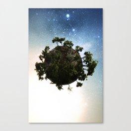 little big planet Canvas Print