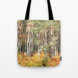 I have a room all to myself; it is nature Tote Bag