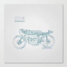 SKETCH Nº007 Canvas Print